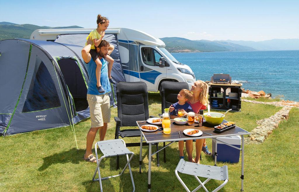 Campingservice Maxxx - Saisonstart Angebote - Fritz Berger