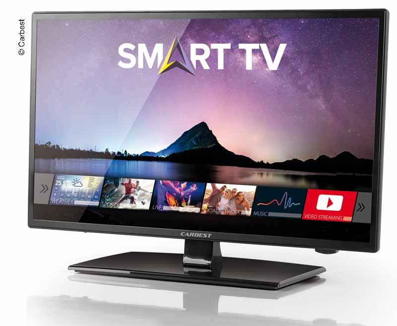 12-V-Fernseher – Smart LED TV 21,5″ Full HD