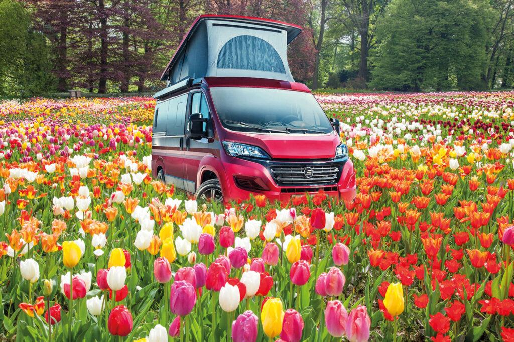 Campingservice Maxxx, Frühling Tipps