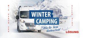 Campingservice Maxxx, Tipps - Wintercamping