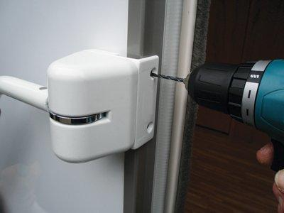 Montage-Set für Thule Security Handrail